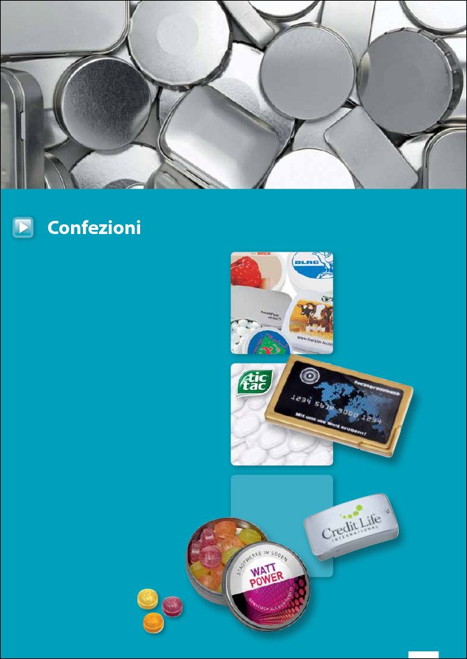 Caramelle personalizzate: Sfoglia il catalogo