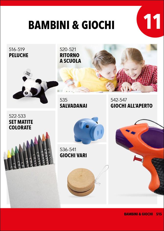 Bambini e giochi - Piccoli gadget: Sfoglia il catalogo