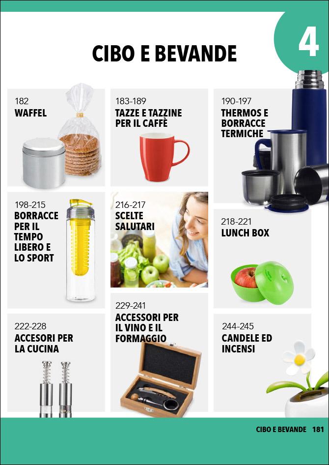 Gadget personalizzati per la casa: Sfoglia il catalogo