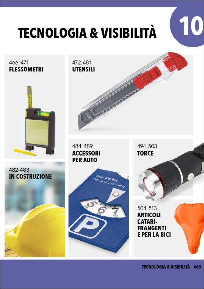 Gadget personalizzati tecnologia e visibilità: Sfoglia il catalogo