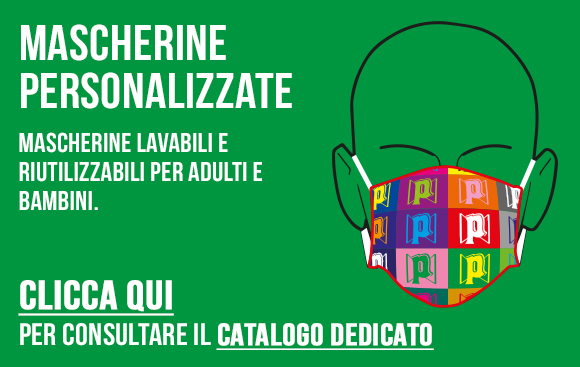 Mascherine personalizzate - Promozionali.store by Olimpia snc