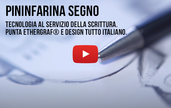Pininfarina Segno - Tecnologia al servizio della scrittura - Personalizzazione a richiesta