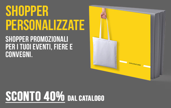 Handle Sipec - Catalogo shopper personalizzate - Sconto 40%