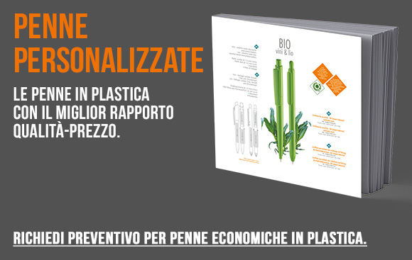 Viva Pens - Penne in plastica personalizzate con il miglior rapporto qualità-prezzo